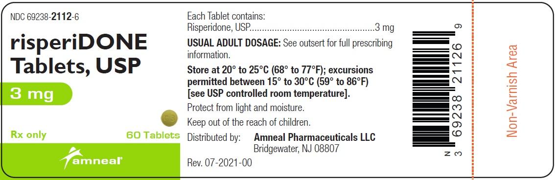 3 mg label