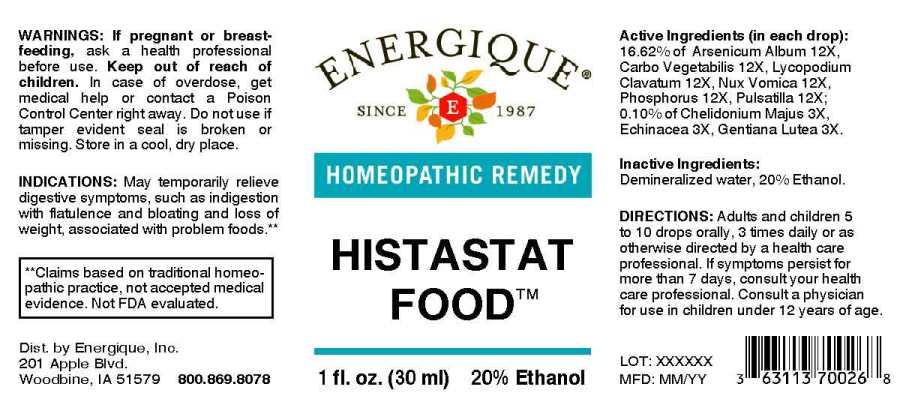 Histastat Food