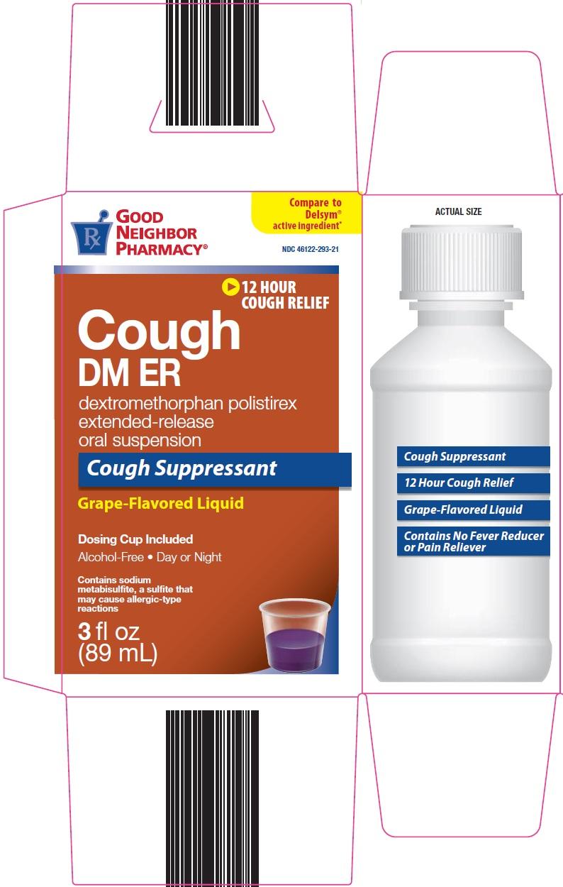 Good Neighbor Pharmacy Cough DM ER image 1