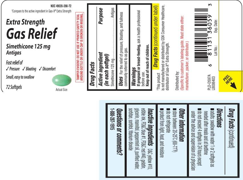 Simethicone 125 mg