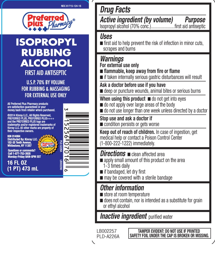 Isopropyl Alcohol (70%conc.)