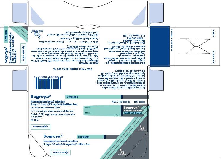 Image of 5 mg carton