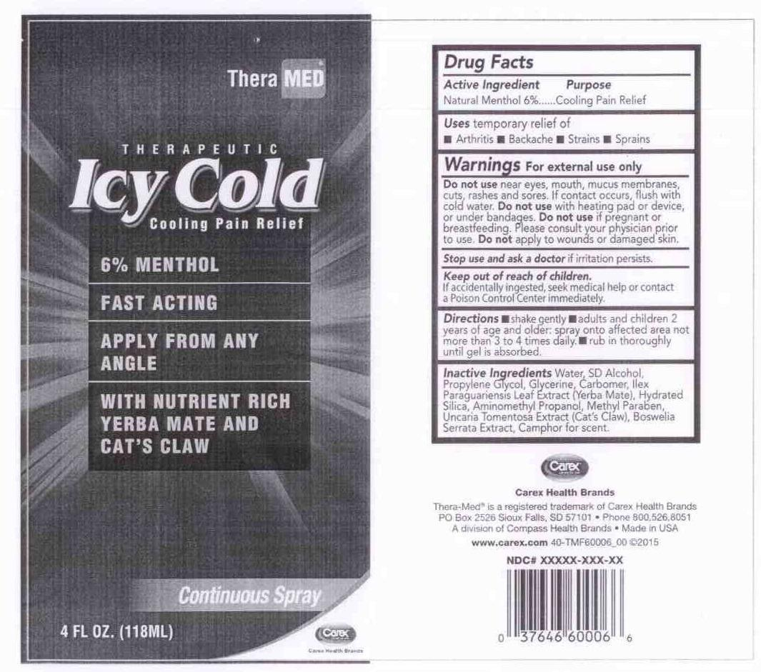 ICY COLD Cool Pain Relief_Continuous Spray