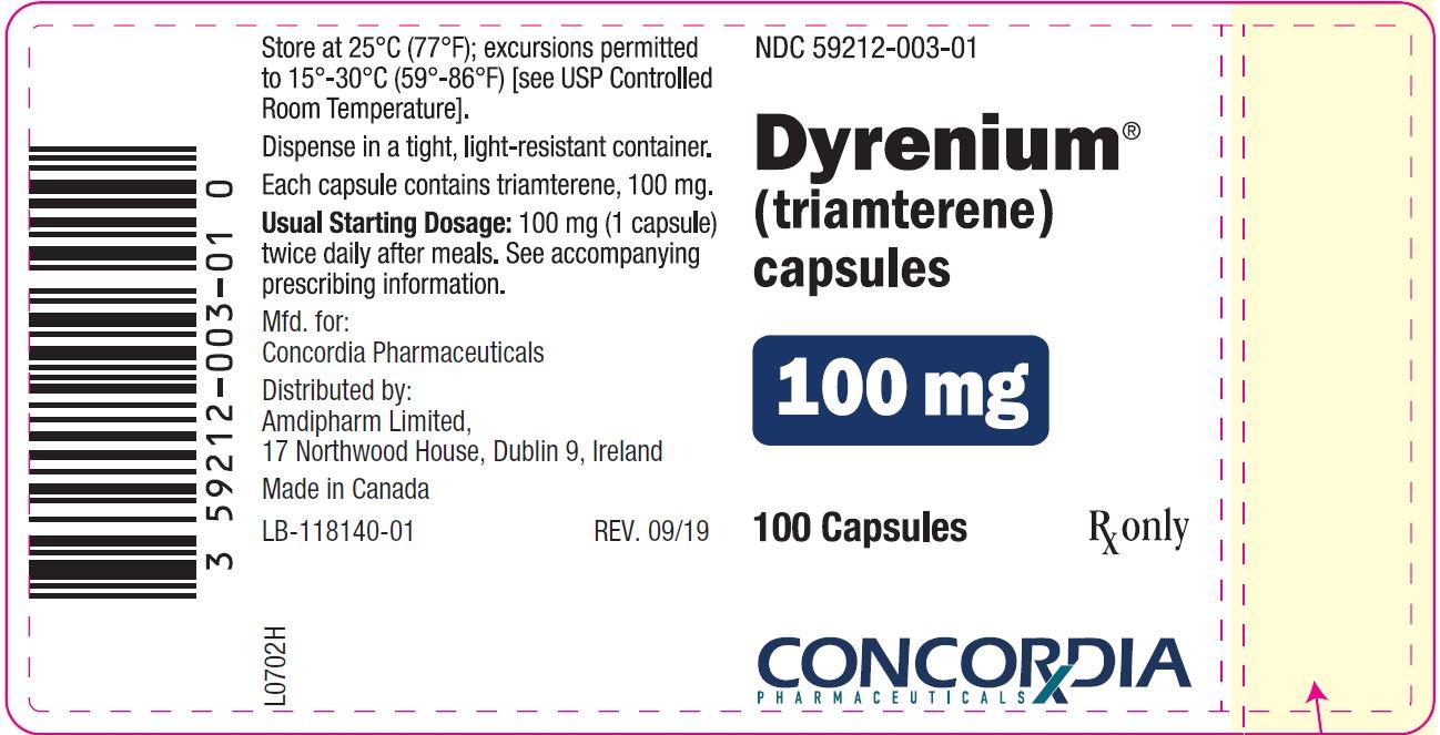 dyrenium-100mg-label