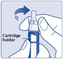 Figure K: Unscrew the needle.