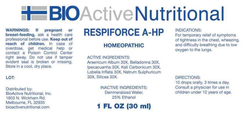 Respiforce A-HP