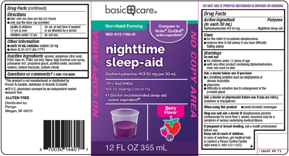 nighttime sleep aid image