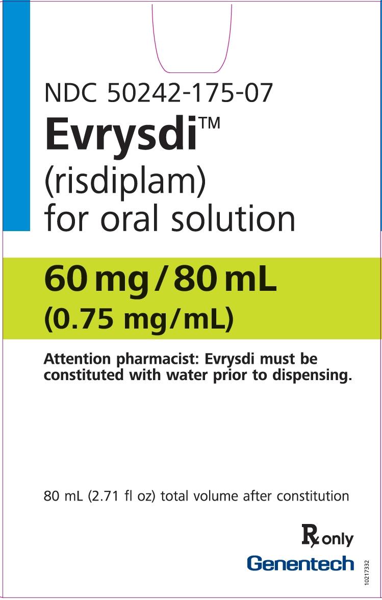 PRINCIPAL DISPLAY PANEL - 60 mg/80 mL Bottle Carton