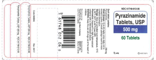 Bottle Label - 60 Tablets