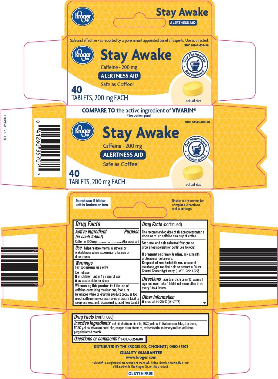 Kroger Stay Awake image