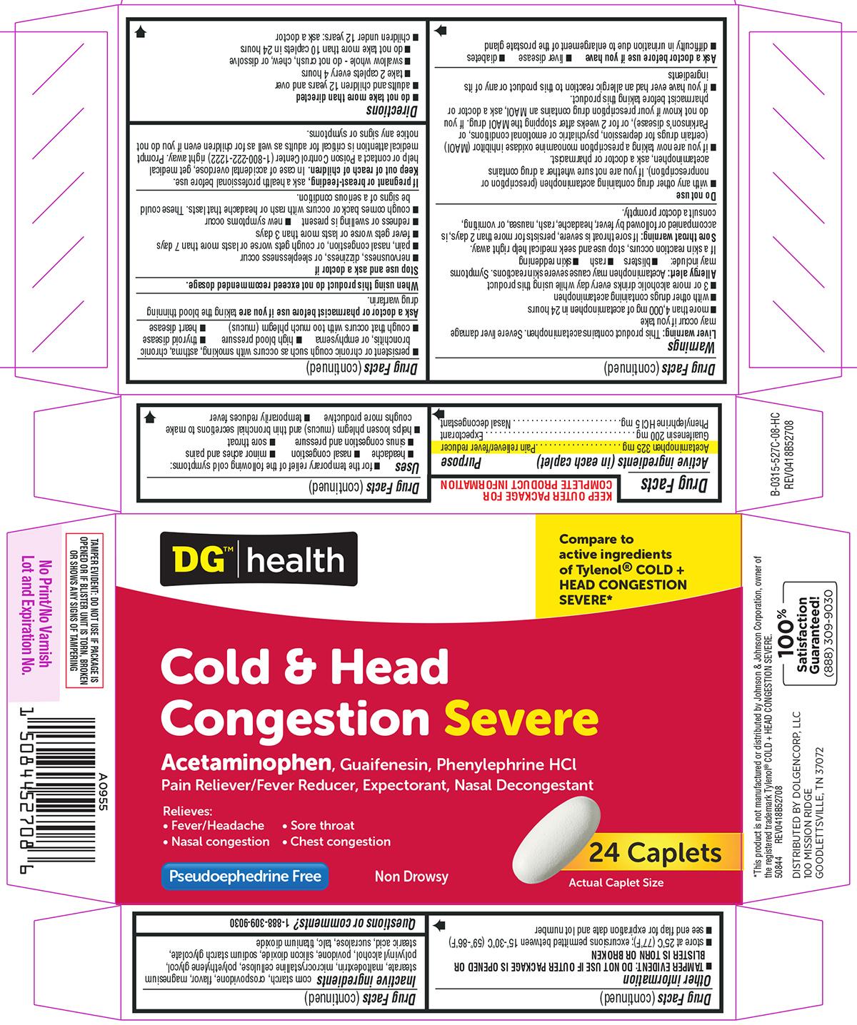 DG Health 44-527C