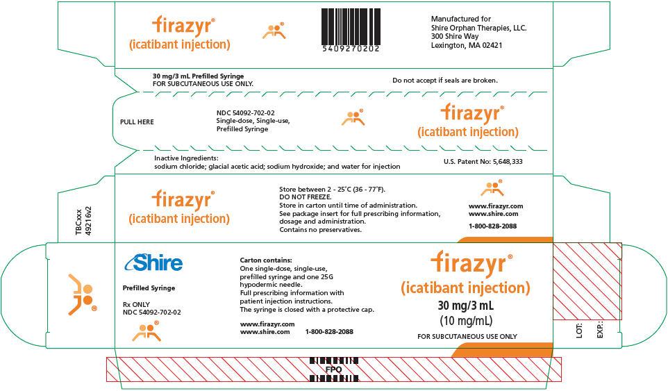 PRINCIPAL DISPLAY PANEL - 10 mg/mL Syringe Box