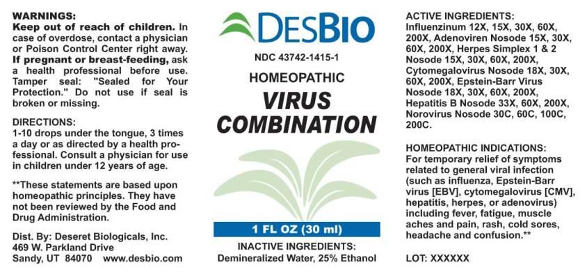 Virus Combination
