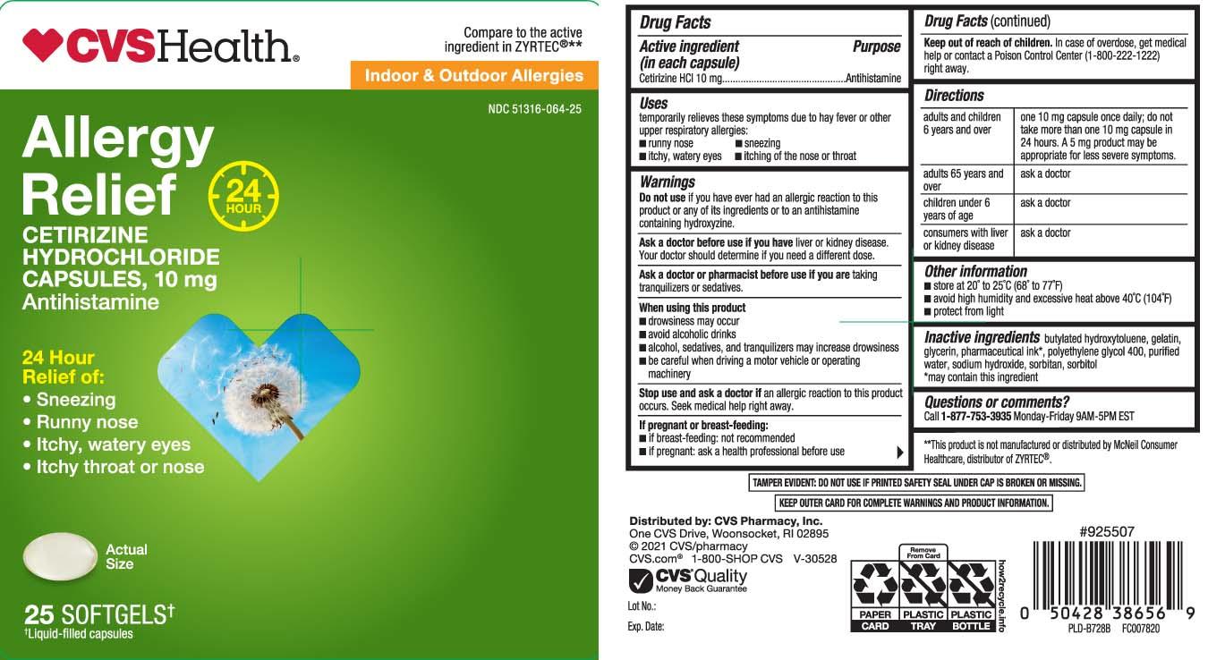 Cetirizine HCl 10 mg