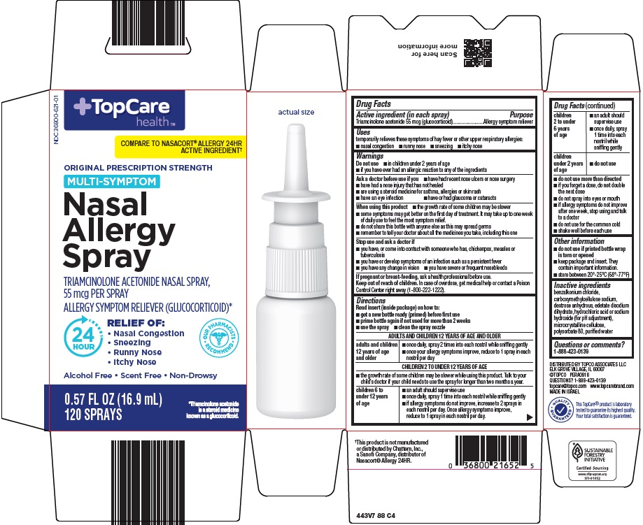 nasal allergy spray image