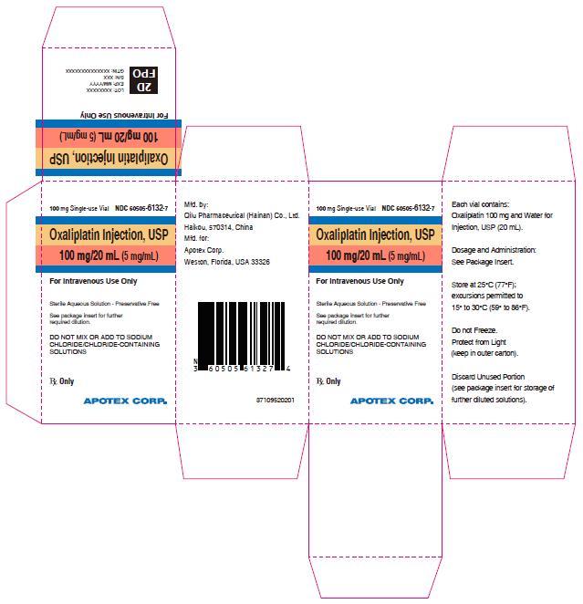 Principal Display Panel - 100 mg/20 mL Carton