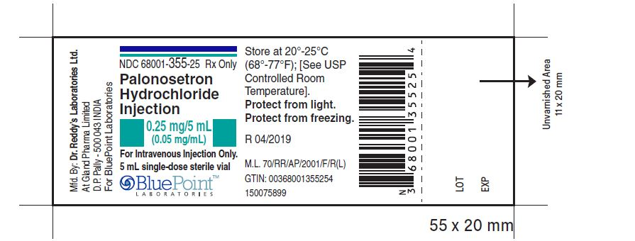 Palonosetron HCl Injection (0.25mg-5mL) Label rev 04 2019.JPG