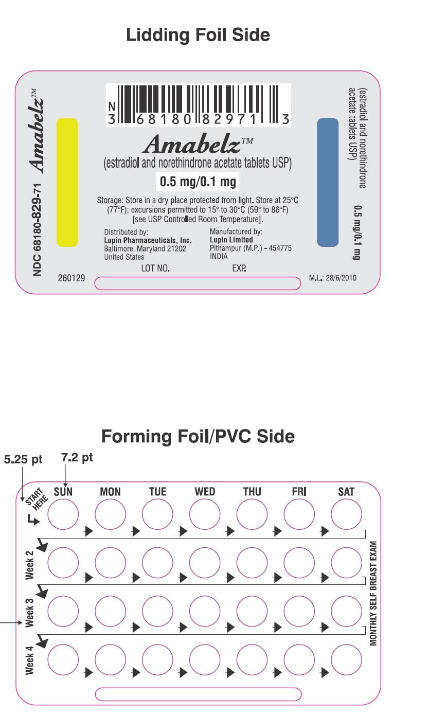 blister 0.5 mg-0.1 mg