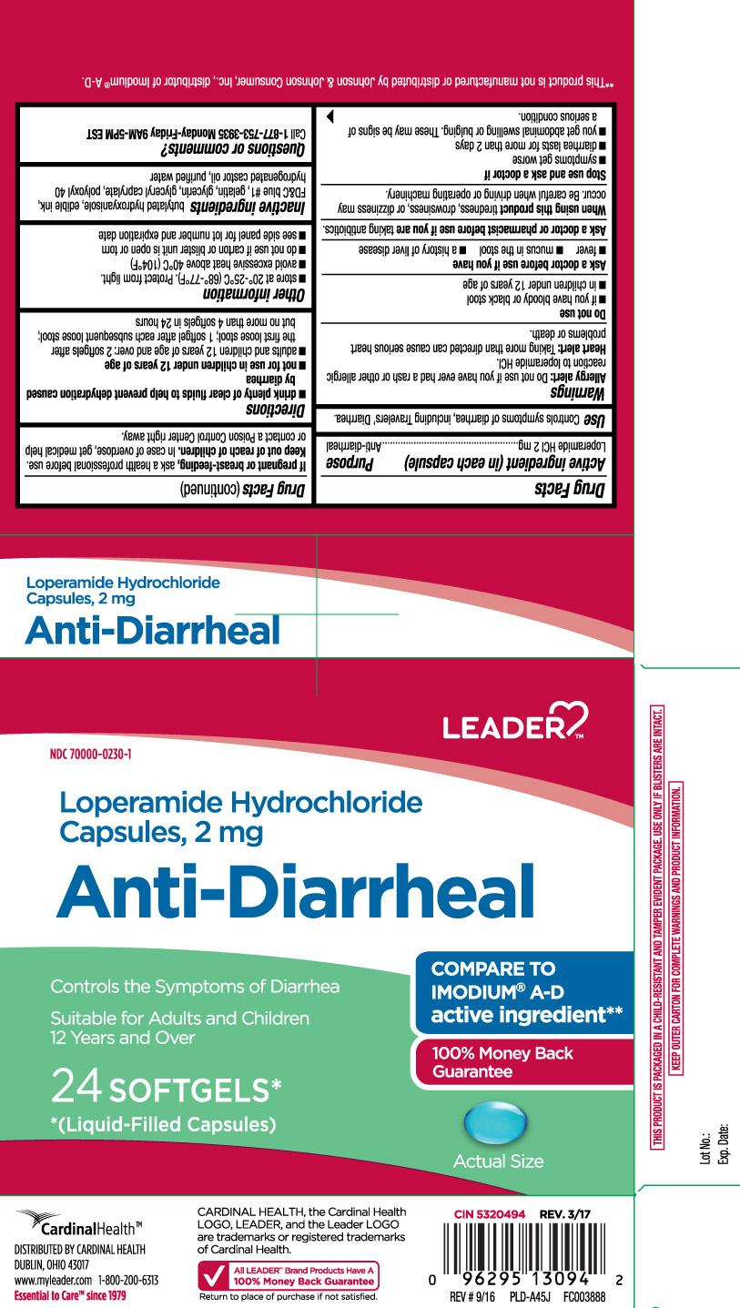 Loperamide HCI 2 mg