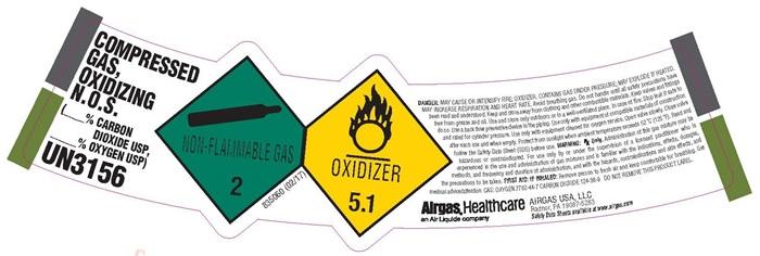 Shoulder Label