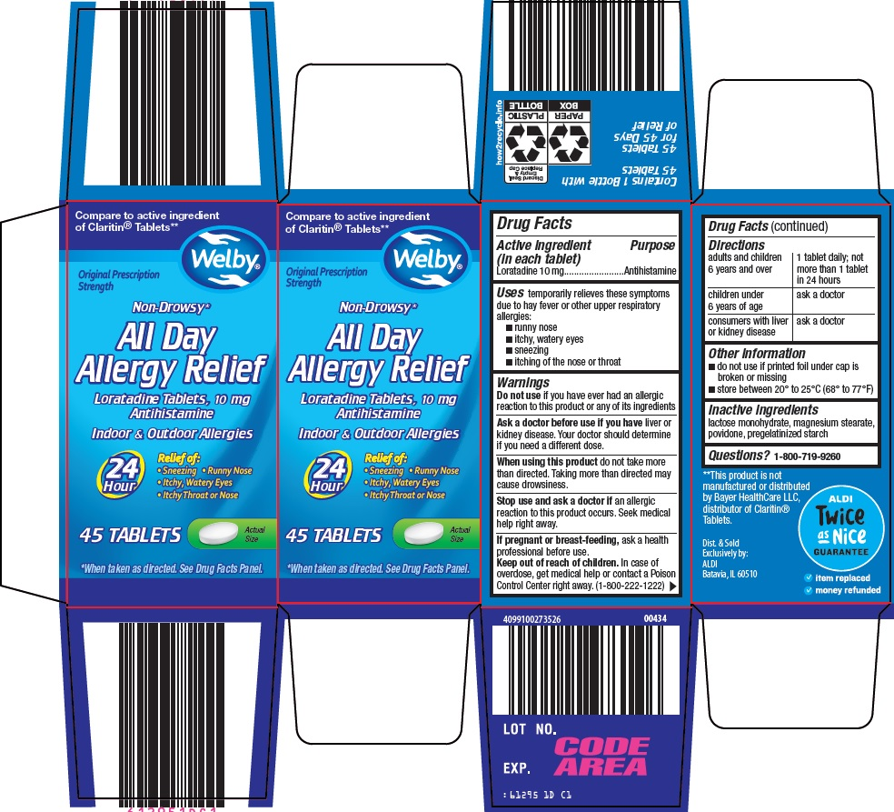 all day allergy relief image
