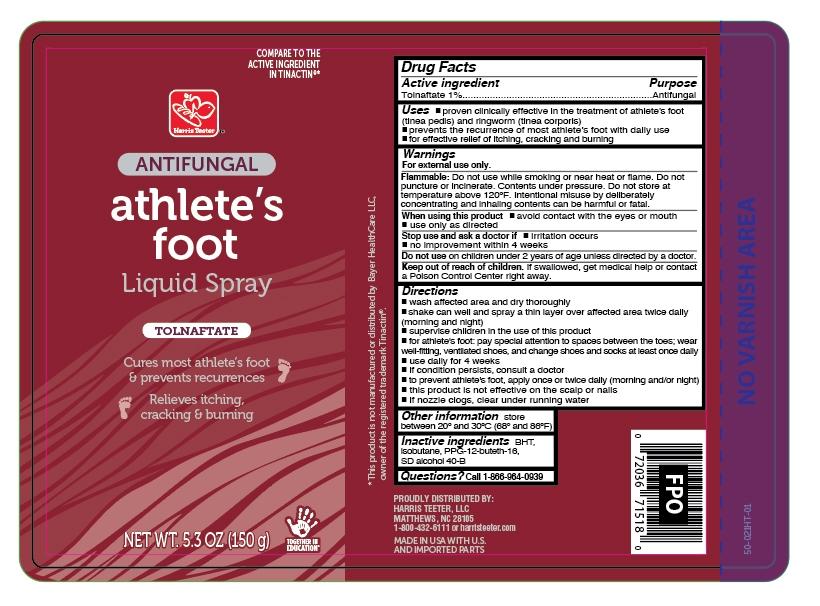 Antifungal Tolnaftate Liquid Spray