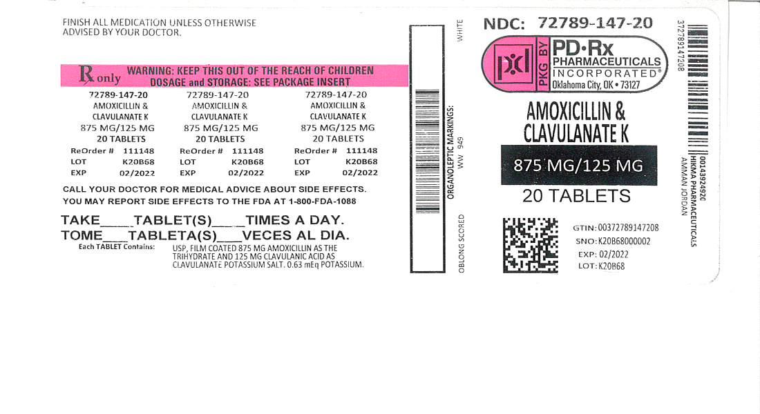 72789147 Label