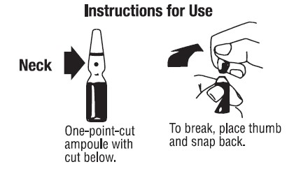 Instructions for Use