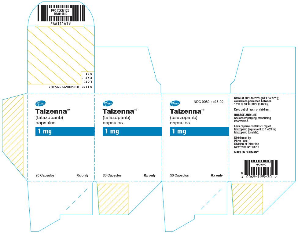 PRINCIPAL DISPLAY PANEL - 1 mg Capsule Bottle Carton
