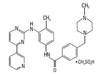 imatinib-structure