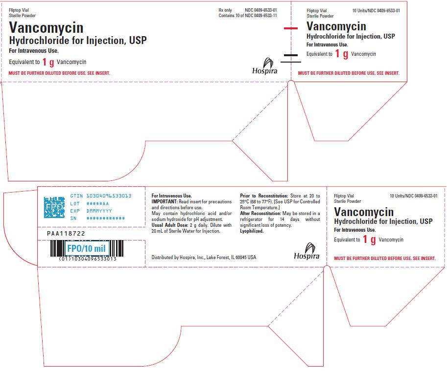 PRINCIPAL DISPLAY PANEL - 1 g Vial Tray