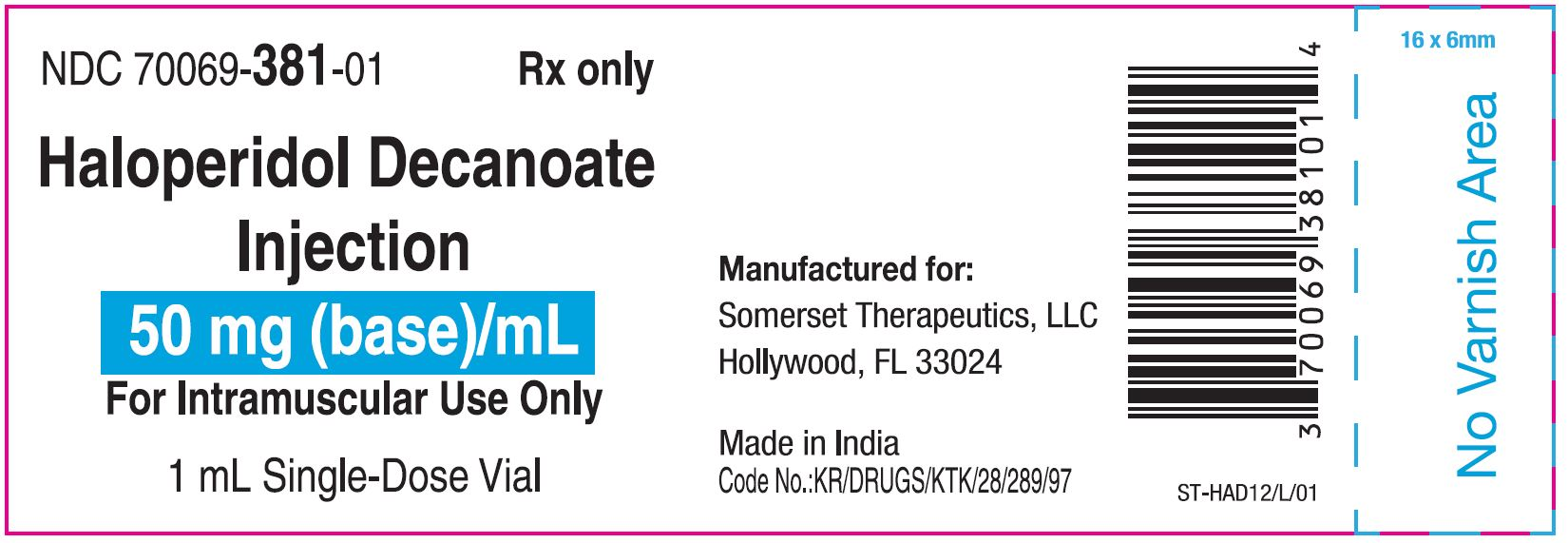 vial label 1ml