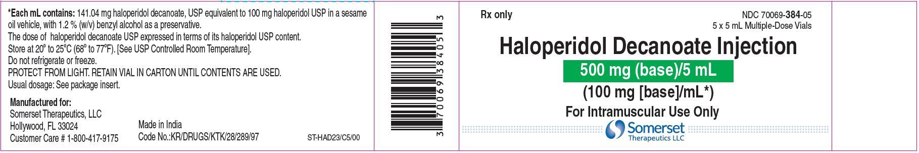 carton label 5s
