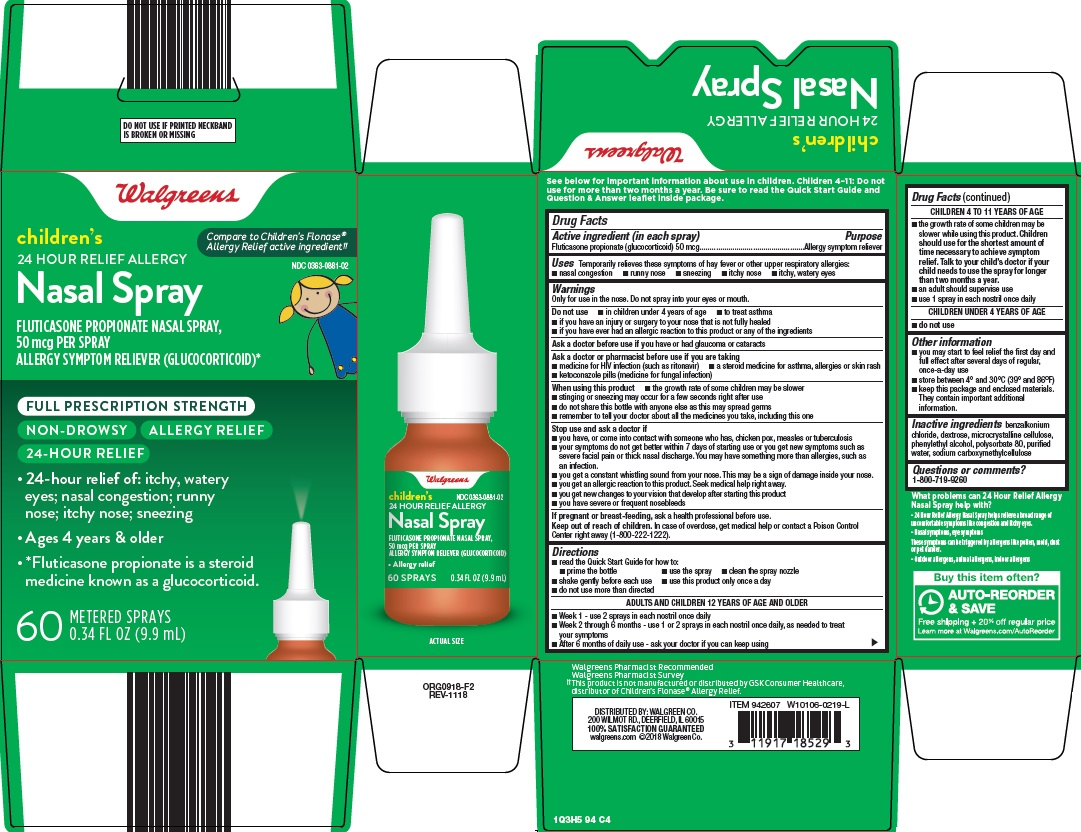 childrens nasal spray image