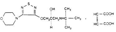 timolol structure