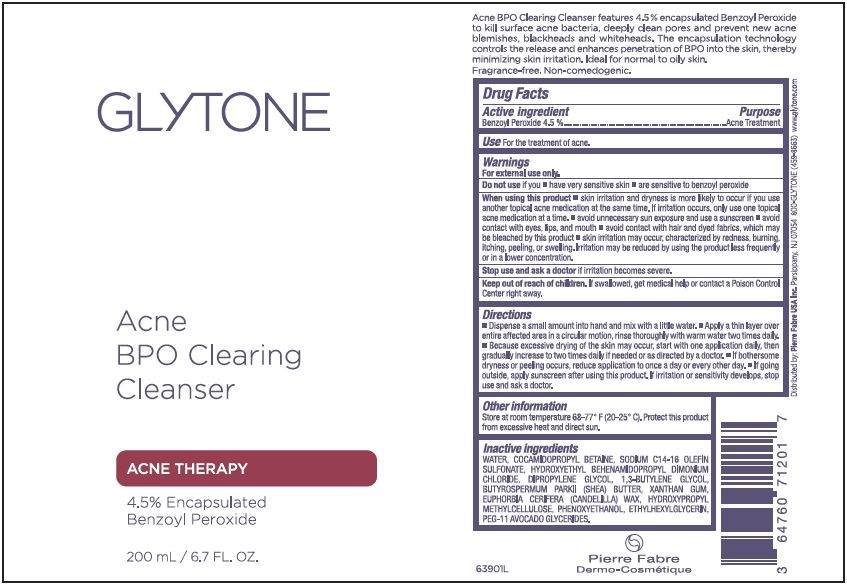 BPO Clearing Cleanser