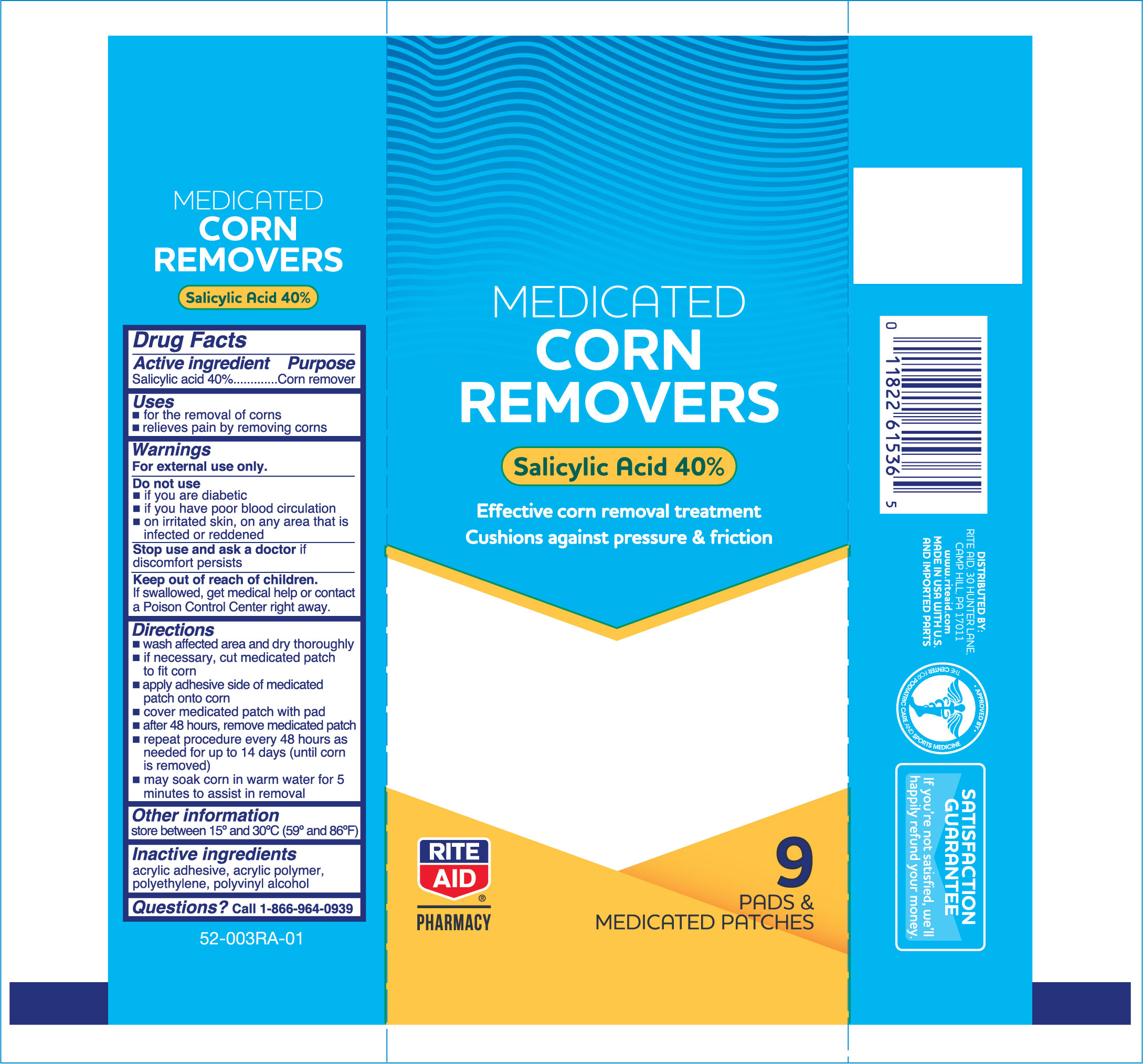 Corn Removers