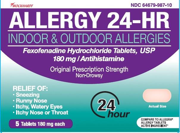 5T Blister carton - 180 mg