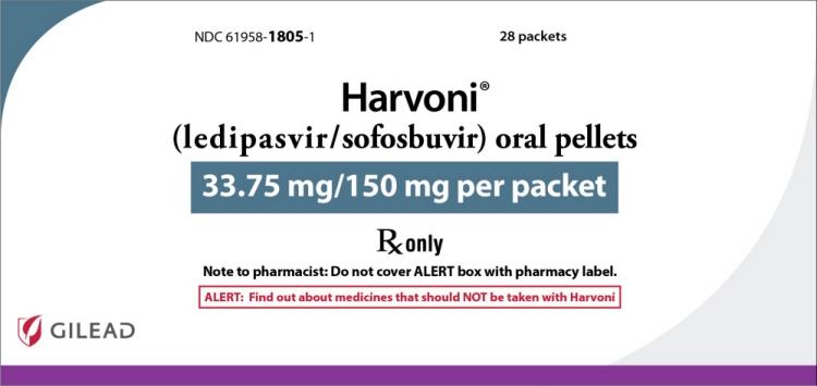 PRINCIPAL DISPLAY PANEL - 33.75 mg/150 mg Pellet Packet Carton Label