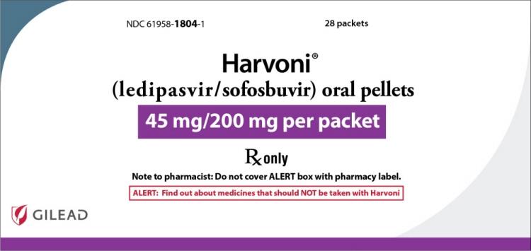 PRINCIPAL DISPLAY PANEL - 45 mg/200 mg Pellet Packet Carton Label