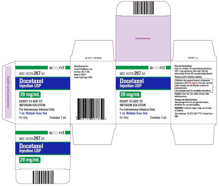 PACKAGE LABEL-PRINCIPAL DISPLAY PANEL - Carton 20 mg/mL