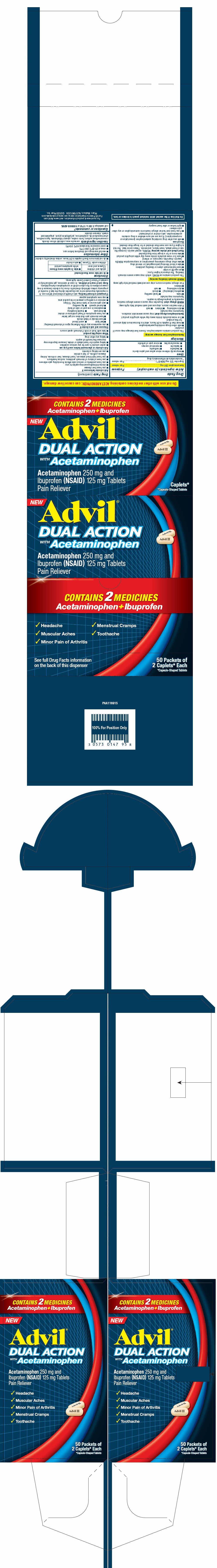 PRINCIPAL DISPLAY PANEL - 50 Packet Carton
