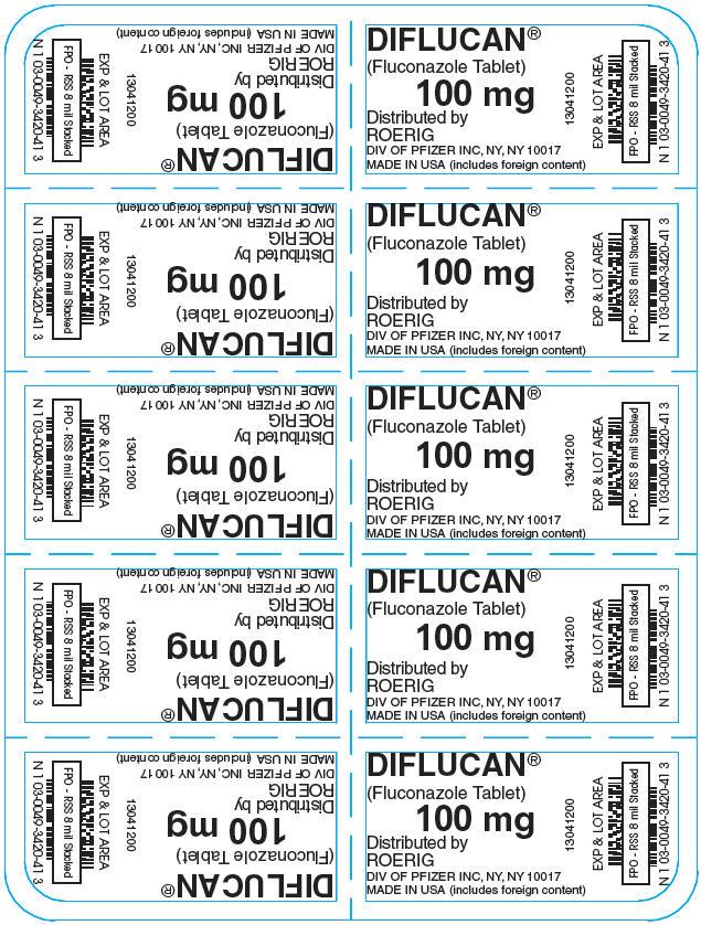 Principal Display Panel - 100 mg Tablet Blister Pack