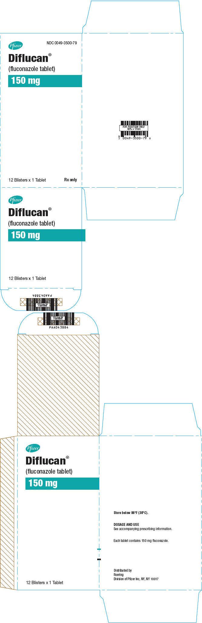 Principal Display Panel - 12 x 150 mg Tablet Blister Pack Carton