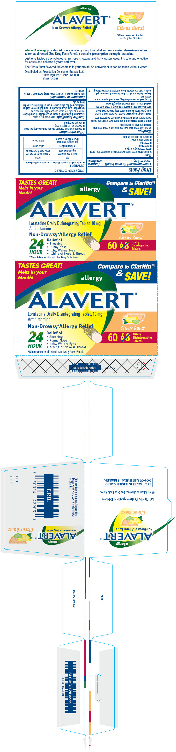 PRINCIPAL DISPLAY PANEL - 60 Tablet Blister Pack Carton