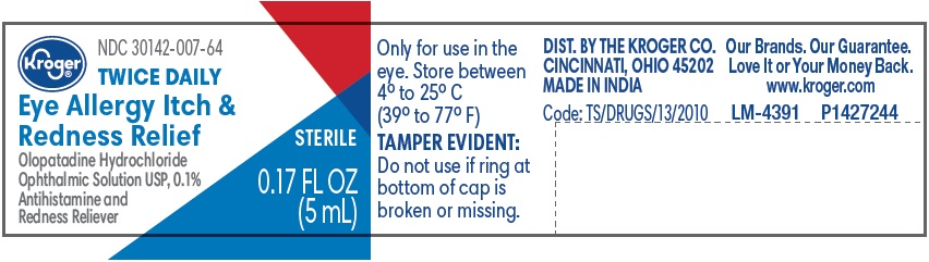 PACKAGE LABEL-PRINCIPAL DISPLAY PANEL-0.1% (5 mL Container)