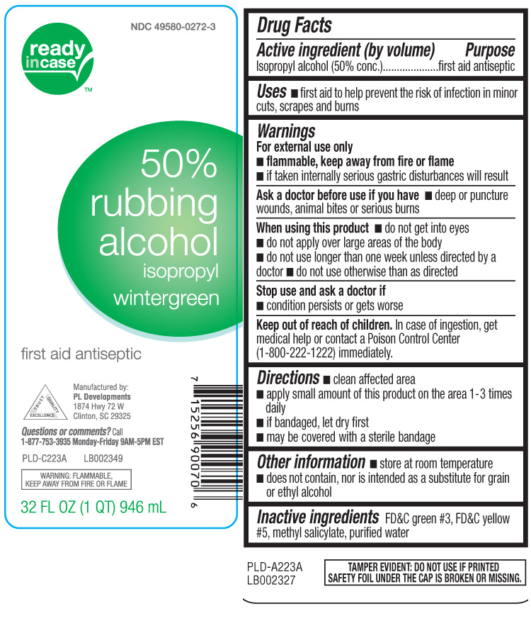 Isopropyl alcohol 50%