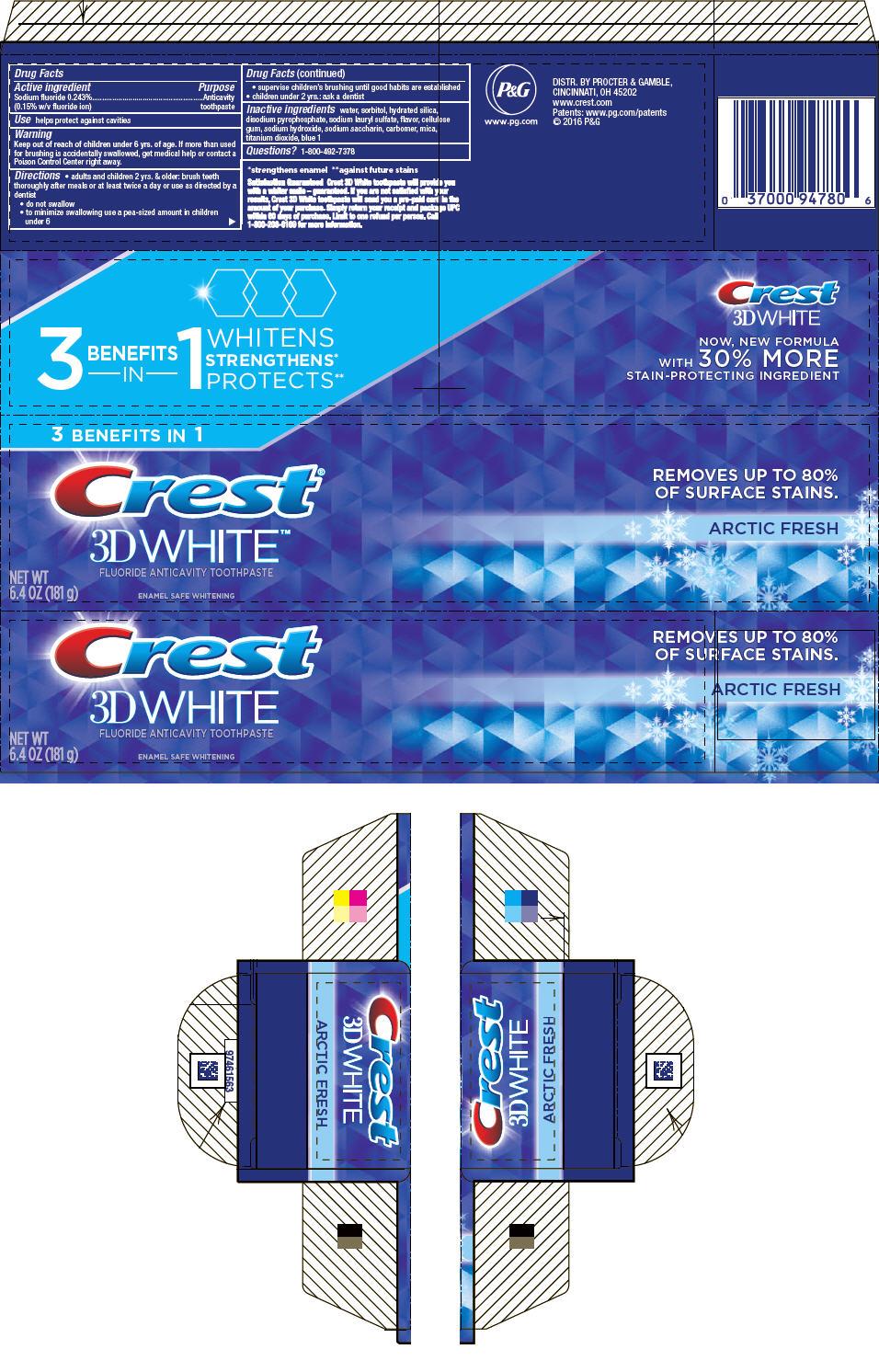 PRINCIPAL DISPLAY PANEL - 181 g Tube Carton