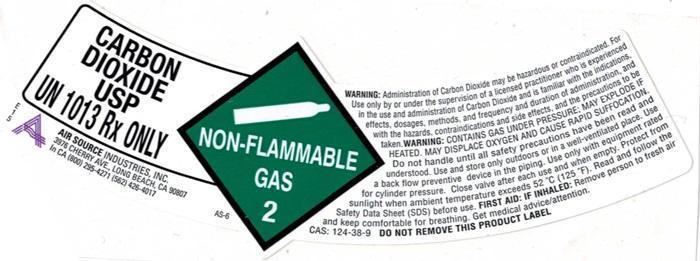 AirSource Carbon Dioxide sl