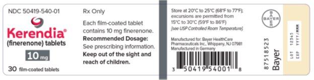Kerendia 10 mg label